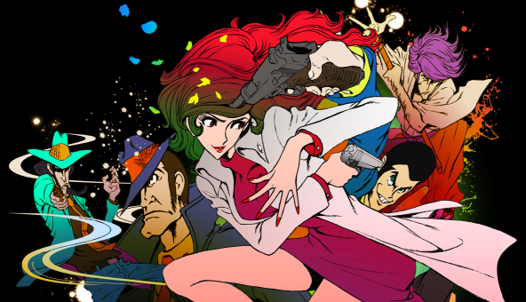 Anime Secret Santa 2016: The Woman Called Fujiko Mine